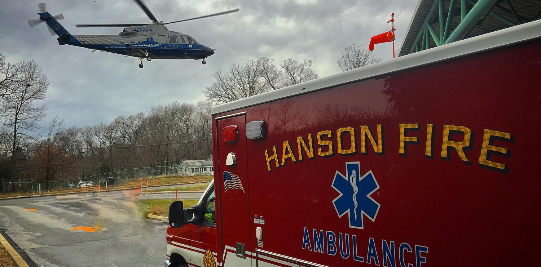 Hanson Fire Local 2713