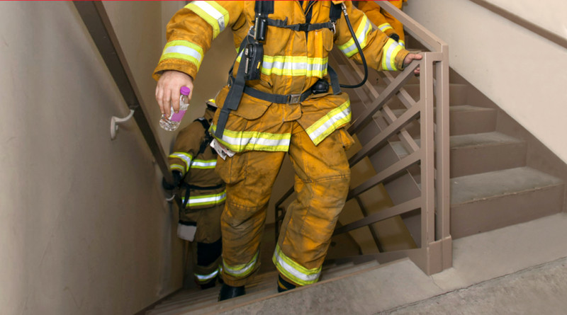 Hanson Firefighters to participate in the Fight for Air Climb in Boston