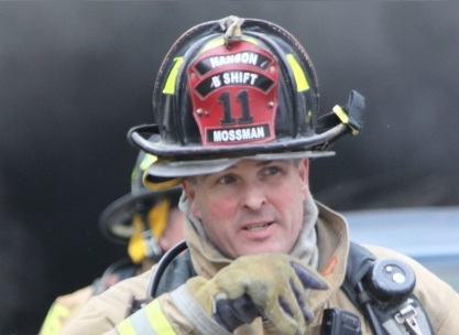 Congratulations to Hanson Fire's Newest Lieutenant