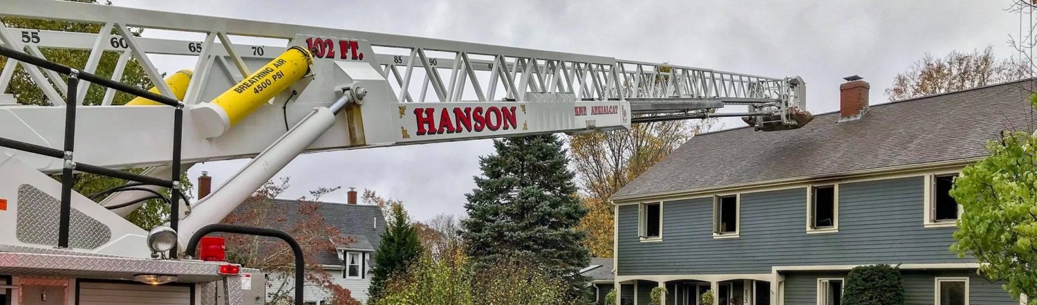 Hanson Firefighters Local 2713