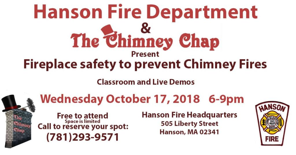 Fire Place and Chimney Safety