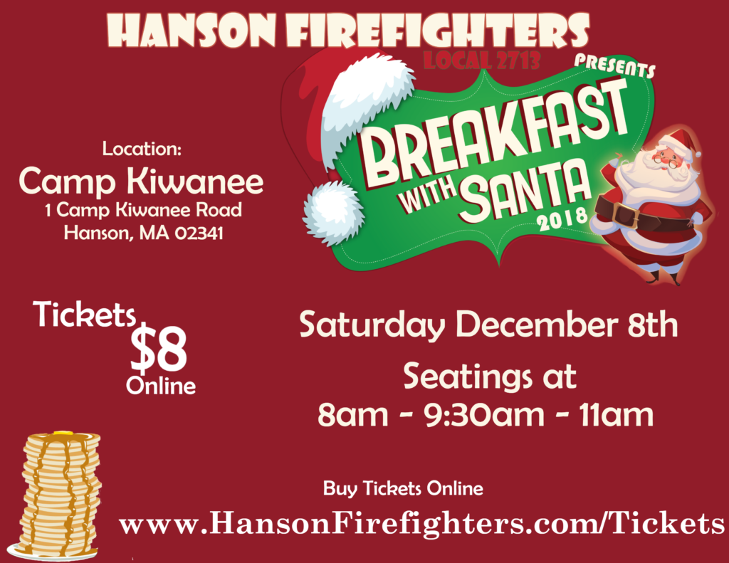 Breakfast with Santa 2018